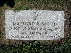 Mayford B Barry