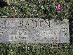 Alice M Bahen