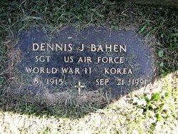 Dennis J Bahen