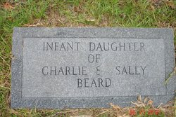 Infant Daughter Beard