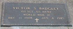 Victor S Badgley
