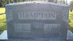 Elijah S Hampton