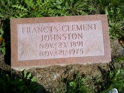 Francis Clement Johnston
