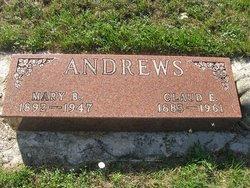 Claud E Andrews
