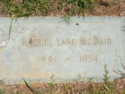 Rachel Lane McDaid