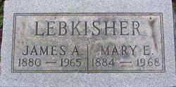 James A Lebkisher