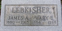 Mary E Lebkisher
