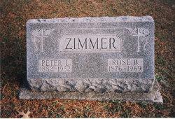 Rose B. <i>Yeip</i> Zimmer