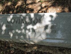 Lennie Wayne <i>Hancock</i> Covington