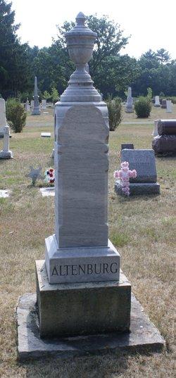 Jennie B <i>Paterick</i> Altenberg