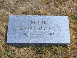 Br Leonard Basso