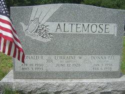 Donald Lee Altemose