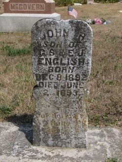 John R. English