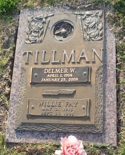 Willie Fay <i>Alexander</i> Tillman