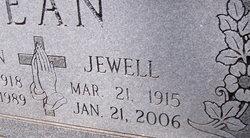Jewell Blanch <i>Patton</i> Dean