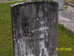 William Nathaniel Nate Browning
