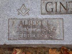 Albert Lorenzo Ginther