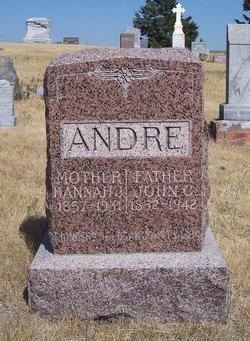 Hannah Jane <i>Johnston</i> Andre