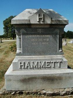 Josiah M. Hammett