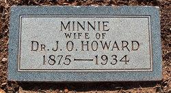 Minnie <i>Estep</i> Price-Howard
