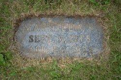 Mathilda <i>Smith</i> Haavig