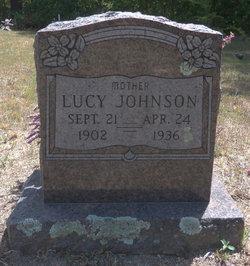 Lucy <i>Cochran</i> Johnson