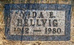 Vida Evelyn <i>Holmes</i> Hellvig