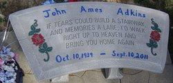 John A Ames Adkins