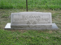 Rassie <i>Marvin</i> Buchanan