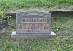 Mary Dorthula <i>Short</i> Buchanan