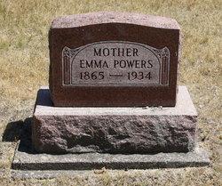 Emma Priscilla <i>Lee</i> Powers