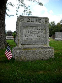 Christian Cope