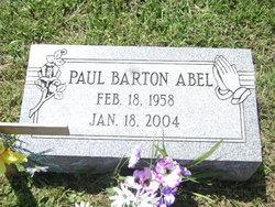 Paul Barton Abel