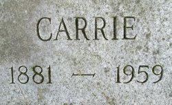 Carrie Nell <i>Tillotson</i> Aller