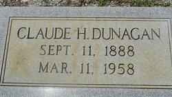 Claude Henry Dunagan