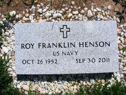 Roy F Mick Henson