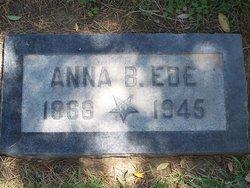 Anna Isabella Annabelle <i>Willcockson</i> Ede
