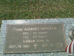 Thomas Robert Tom Walker