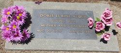 Doris Elaine <i>Dean</i> Alden