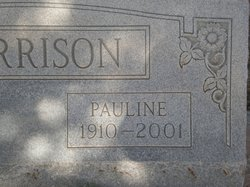Ressa Pauline <i>Hart</i> Garrison