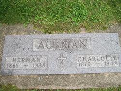 Charlotte <i>Miller</i> Ackman