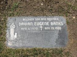 Davian Eugene Banks
