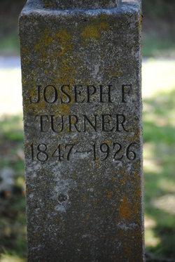 Joseph Ferninand Turner