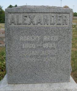 Robert Reed Alexander