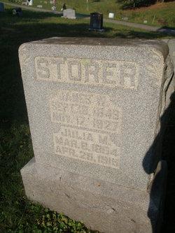 James W Storer