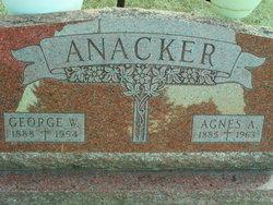 Agnes A. <i>Moran</i> Anacker