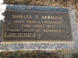 Shirley <i>Thurmond</i> Arbaugh