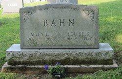 Allen L. Bahn