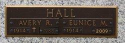 Eunice Mae <i>Hale</i> Hall