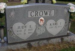 Judy E Crowe